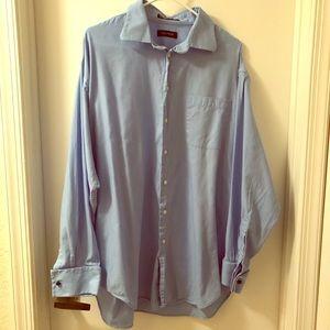 Nautica Light Blue Button Down Shirt